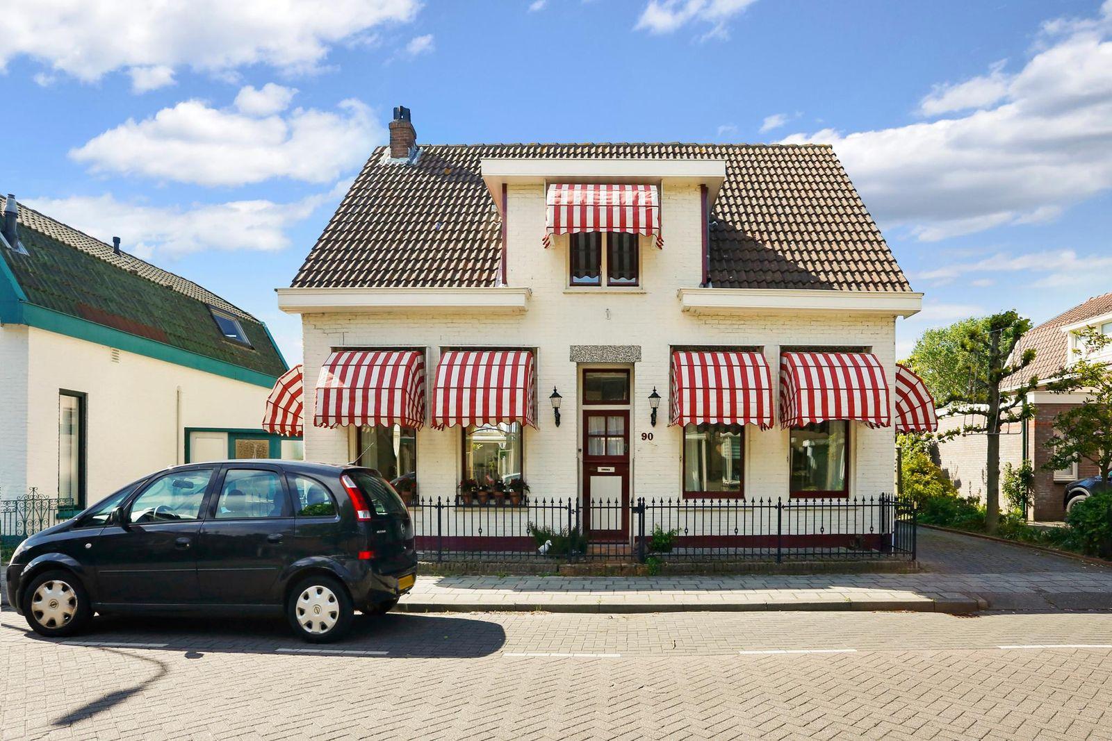 Kerkstraat 90, Noordwijkerhout