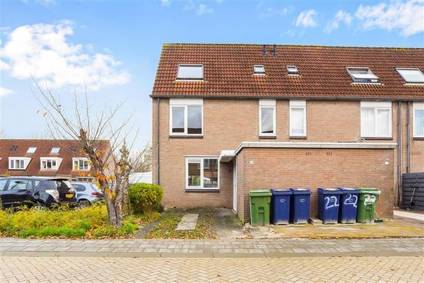 Venraystraat 24, Almere