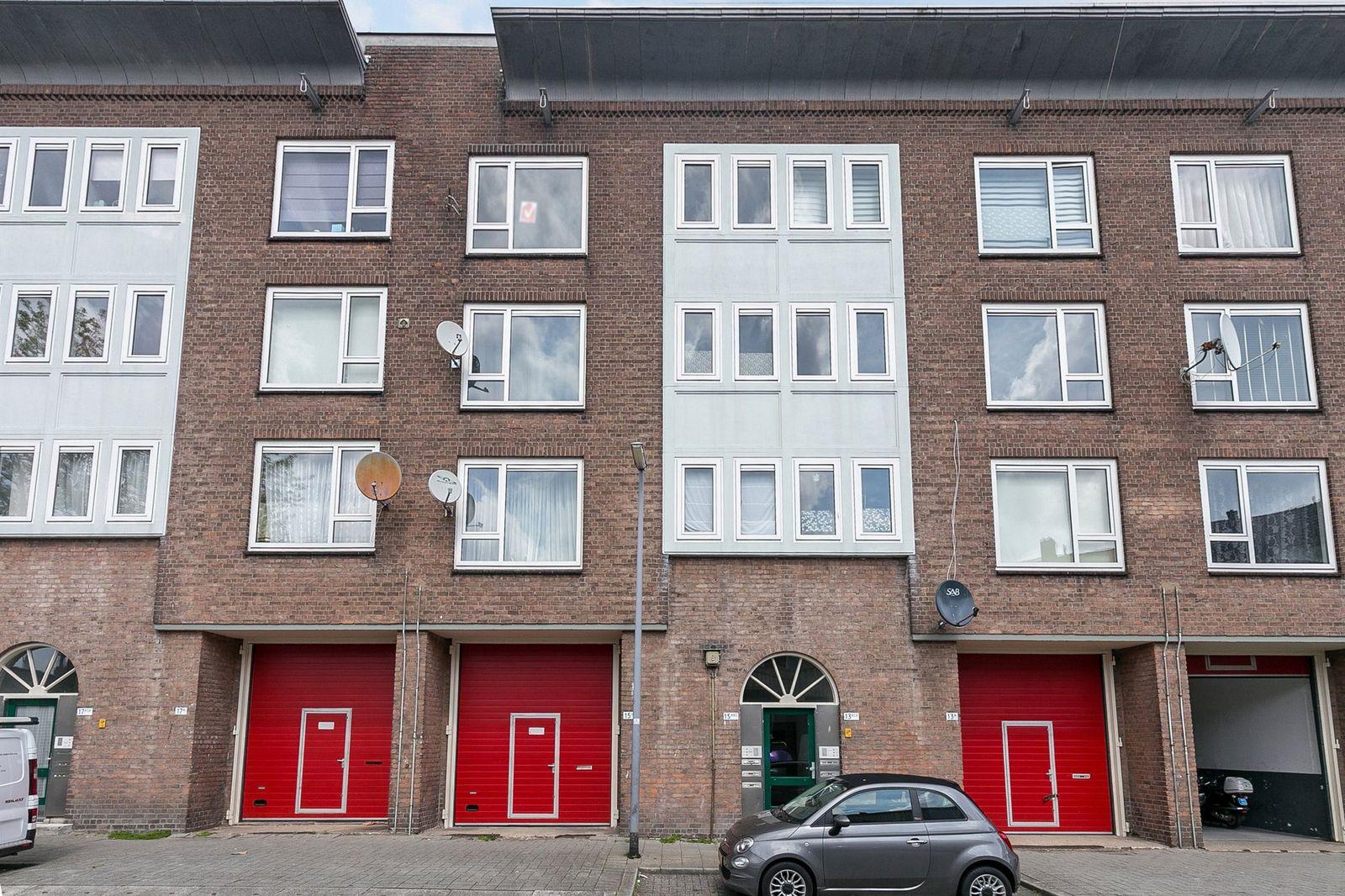 Van Oestendestraat 15-C, Rotterdam