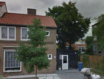 De Houtmanstraat, Amersfoort