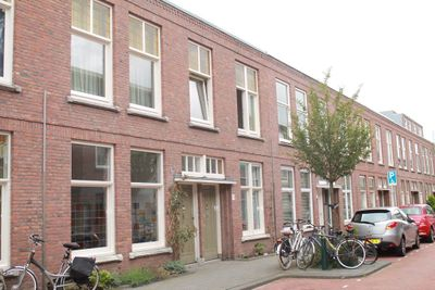 Hendrik Zwaardecroonstraat, Den Haag