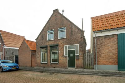 Steinstraat 33, Klundert