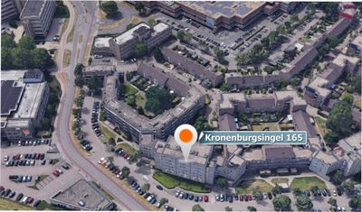 Kronenburgsingel 165, Arnhem