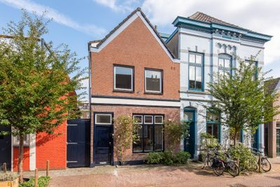 Tweede Markstraat 1, Breda