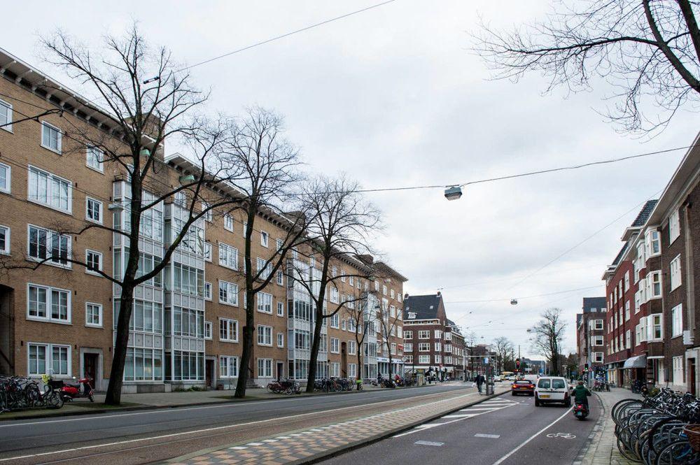 Stadionweg, Amsterdam