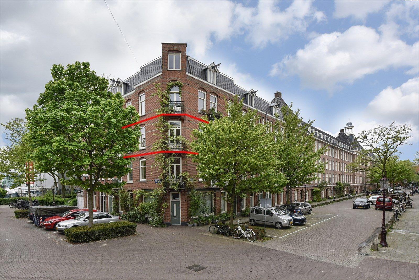 Van Bossestraat 60II, Amsterdam
