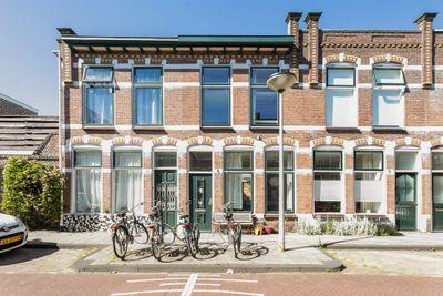 Prins Hendrikstraat 4, Leiden