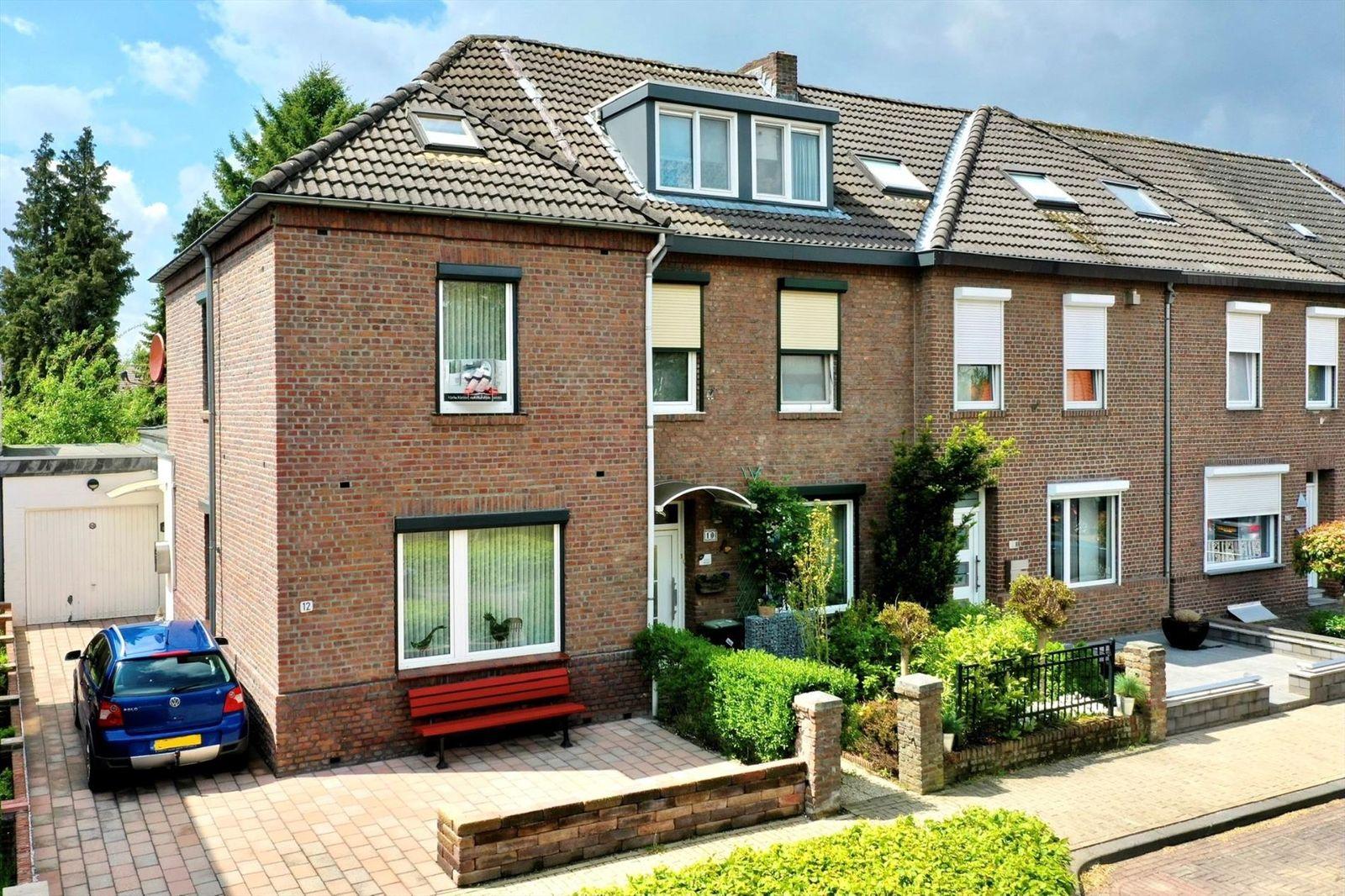 Bockstraat 12, Kerkrade
