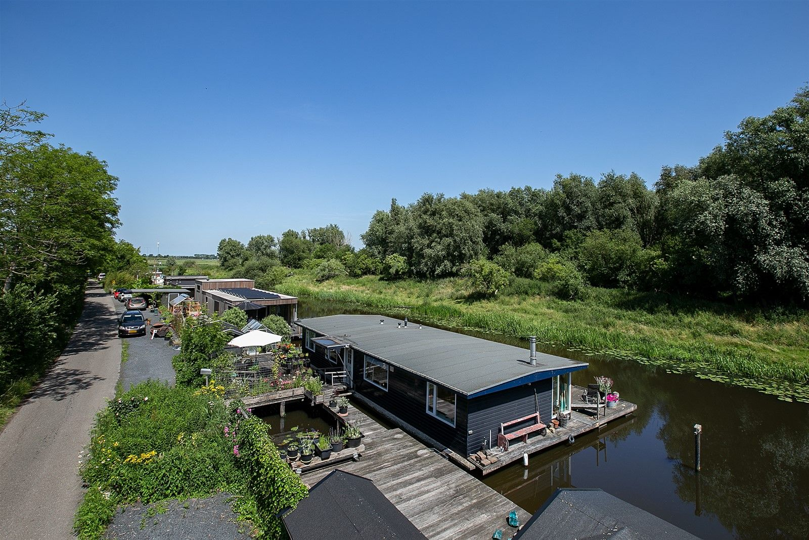 Nieuwbrugsterweg 1021, Den Horn