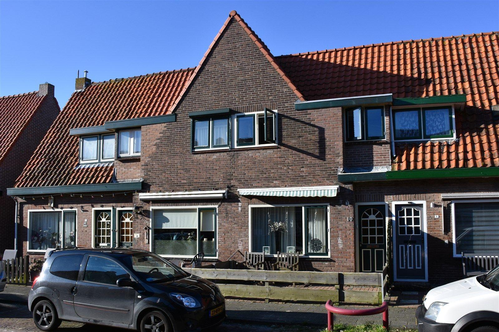 Dijkstraat 10, Den Oever