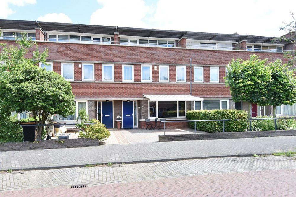 Meerburgstraat 18, Den Haag
