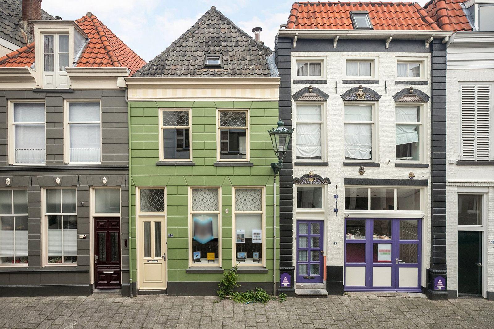 Boven Nieuwstraat 95, Kampen