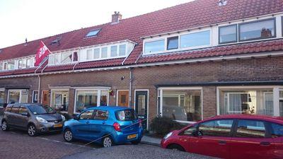 Cosijnstraat, Leiden