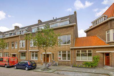 Jan Willem Frisostraat 4-b, Rotterdam