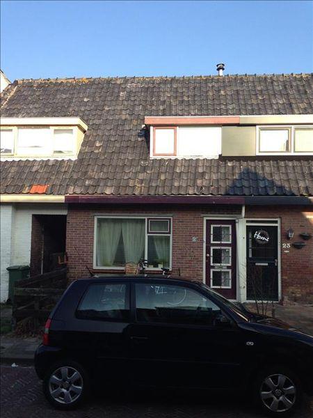 Rozenstraat, Den Helder