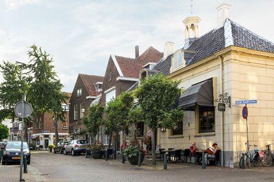 Bergse Dorpsstraat, Rotterdam