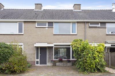Chopinstraat 23, Oosterhout