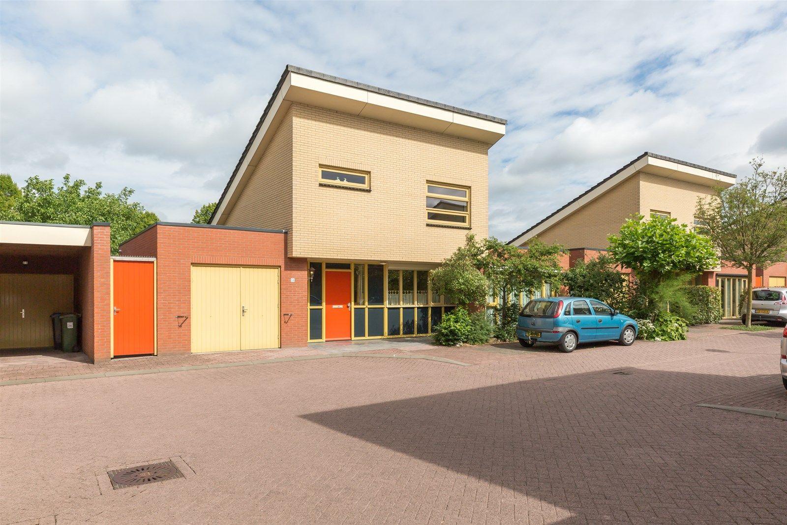 Oranjehof 10, Doetinchem