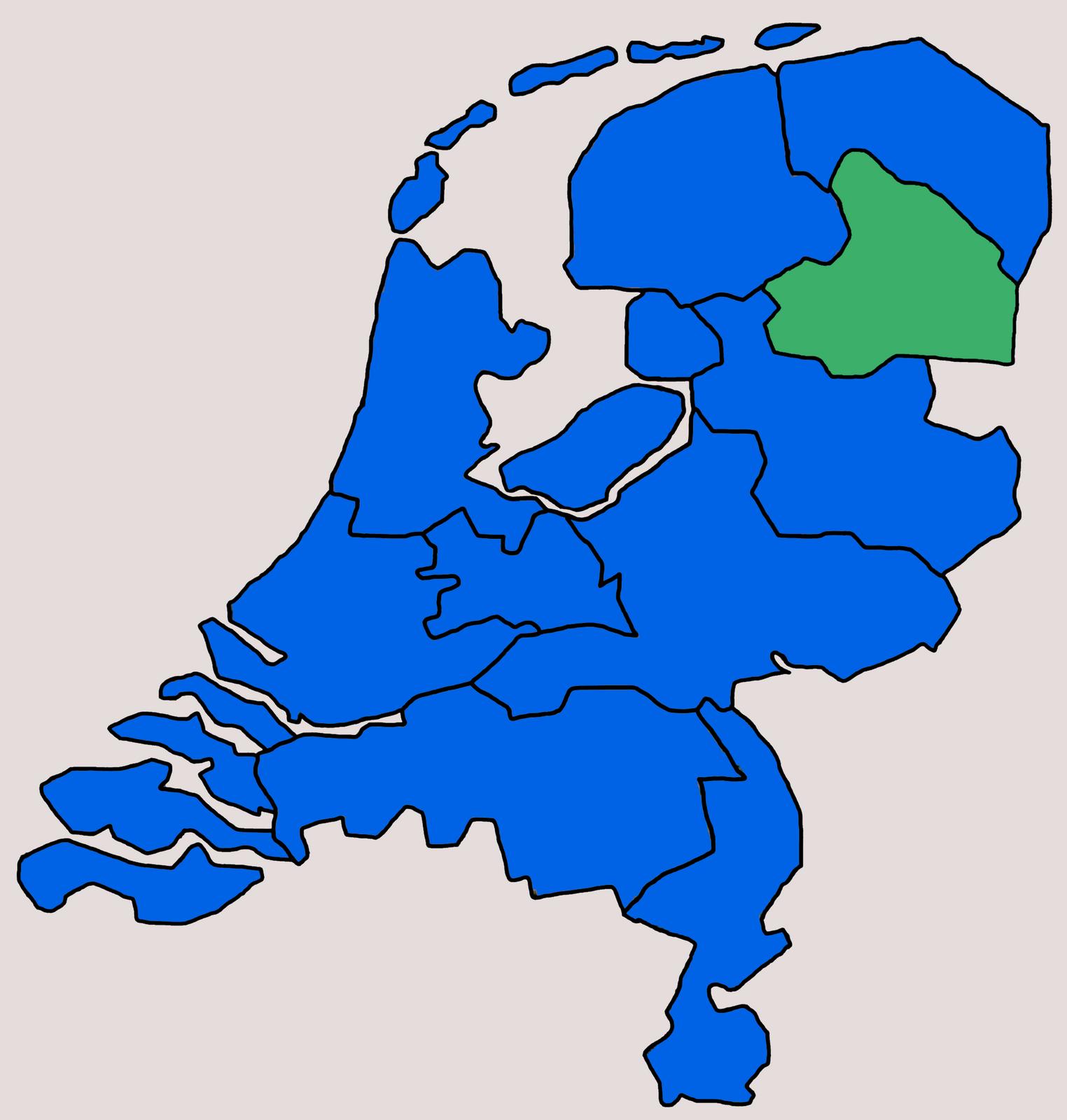 Beschikbare kavels Drenthe 7, Zorgvlied