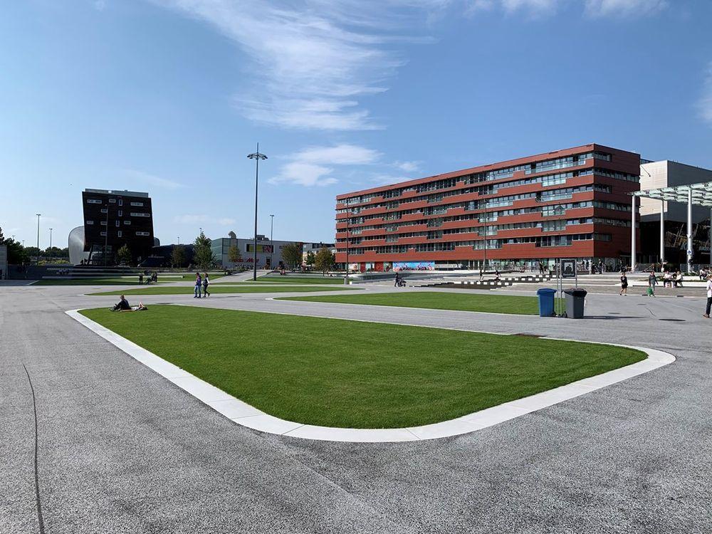 Esplanade, Almere