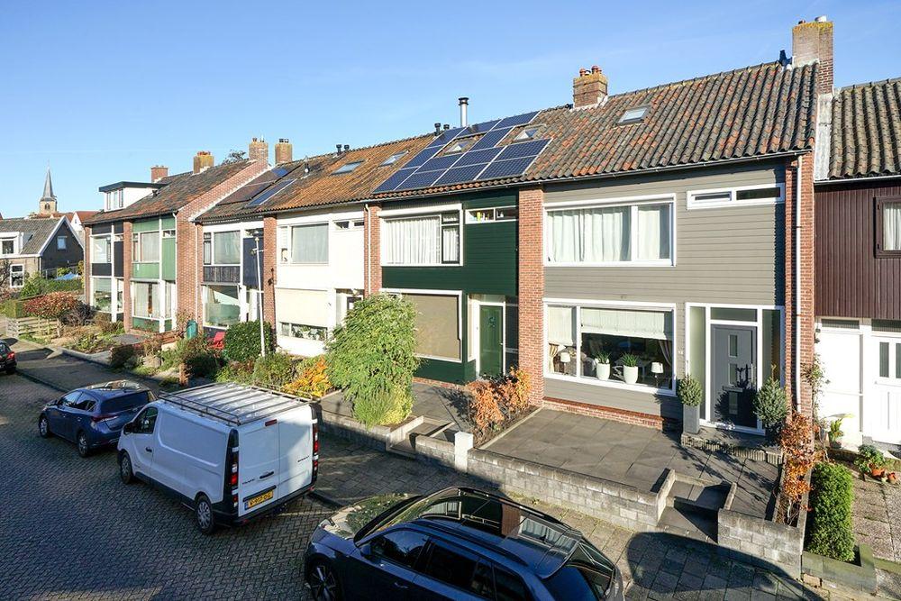 J A Beyerinkstraat 12, Nieuwerkerk aan den IJssel