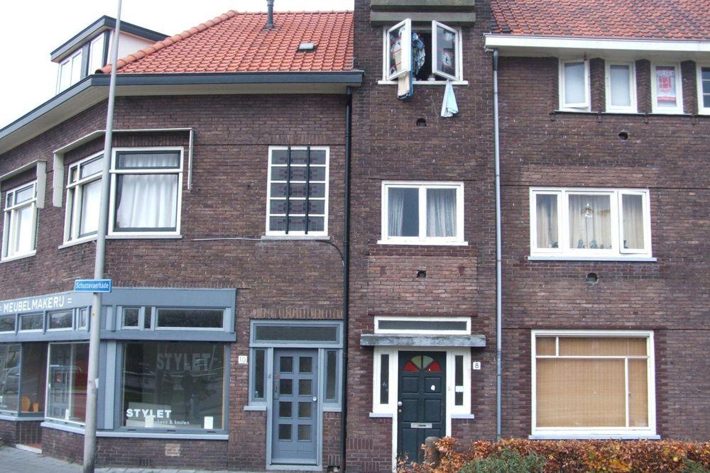 Schuttevaerkade, Zwolle