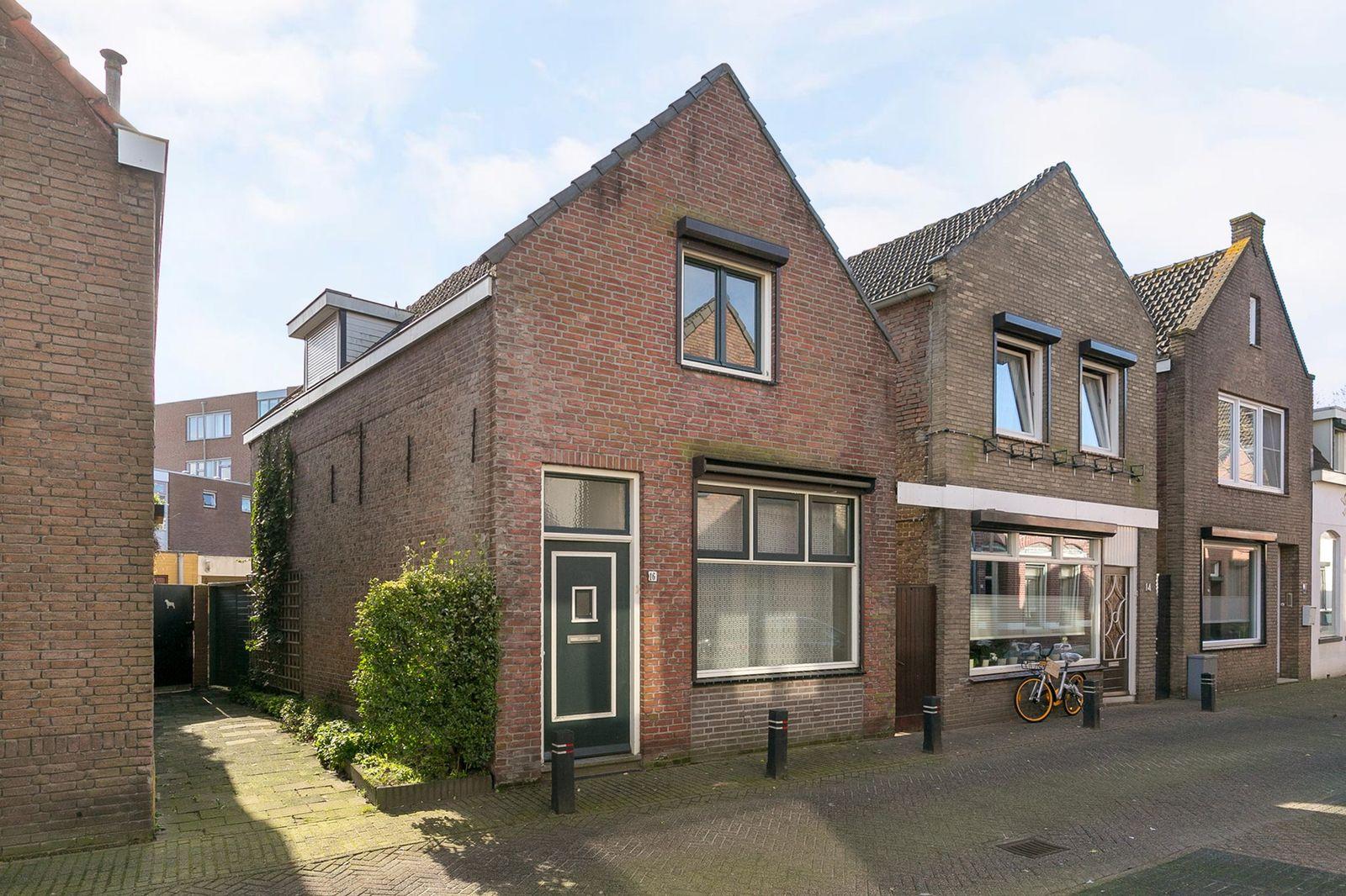 Hofstraat 16, Roosendaal
