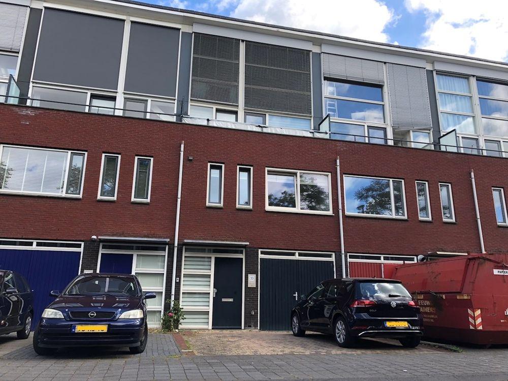 Hebridenlaan, Amsterdam