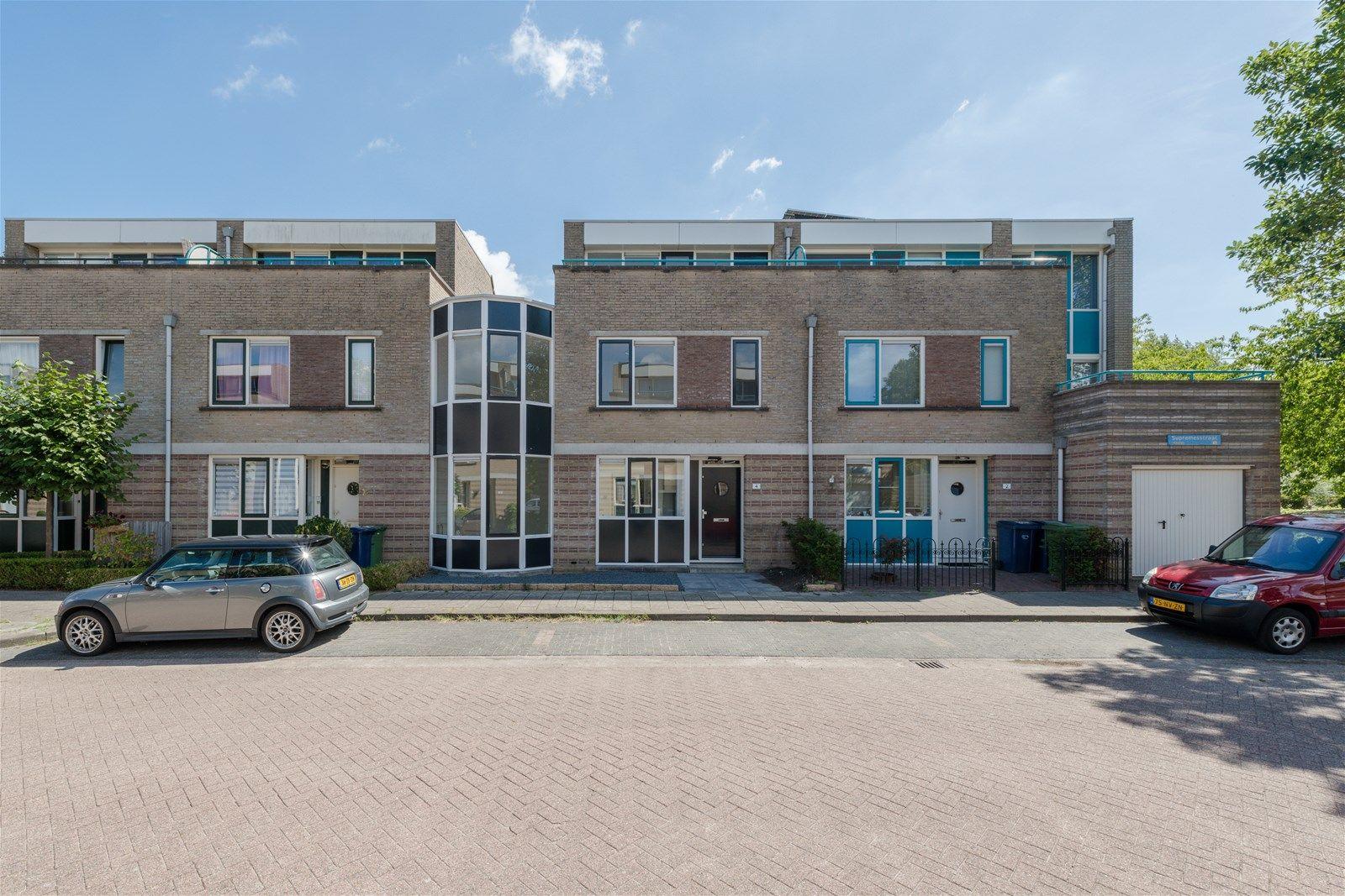 Supremesstraat 4, Almere