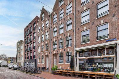 Van Noordtstraat 9-G, Amsterdam