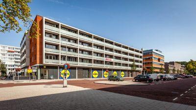 August Allebéplein, Amsterdam