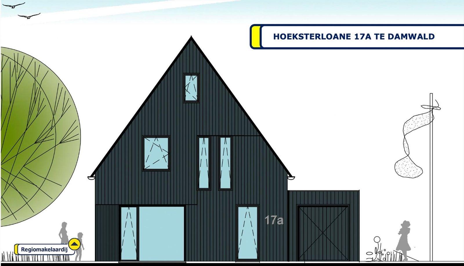 Hoeksterloane 0ong, Damwald