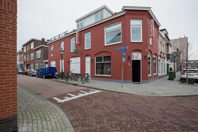 Harmoniestraat 1a en b, Hoek van Holland