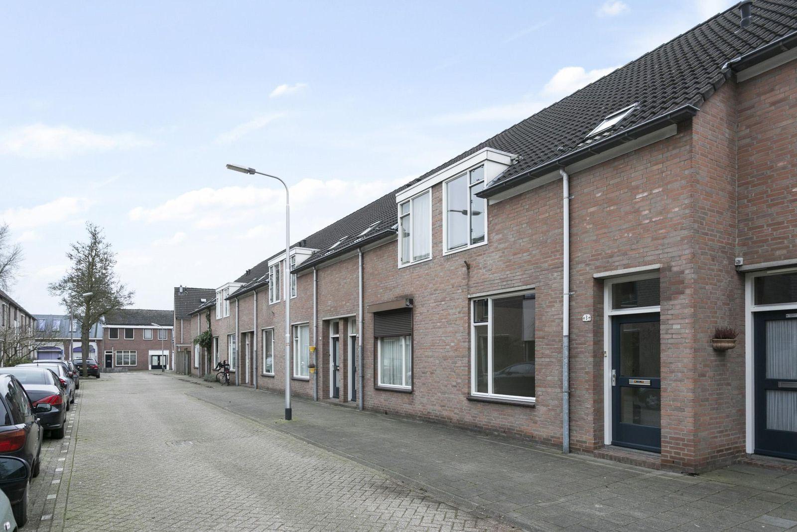 Kurassiersstraat 3, Tilburg