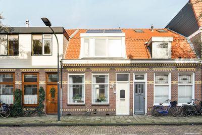 Tweede Vooruitgangstraat 4, Haarlem
