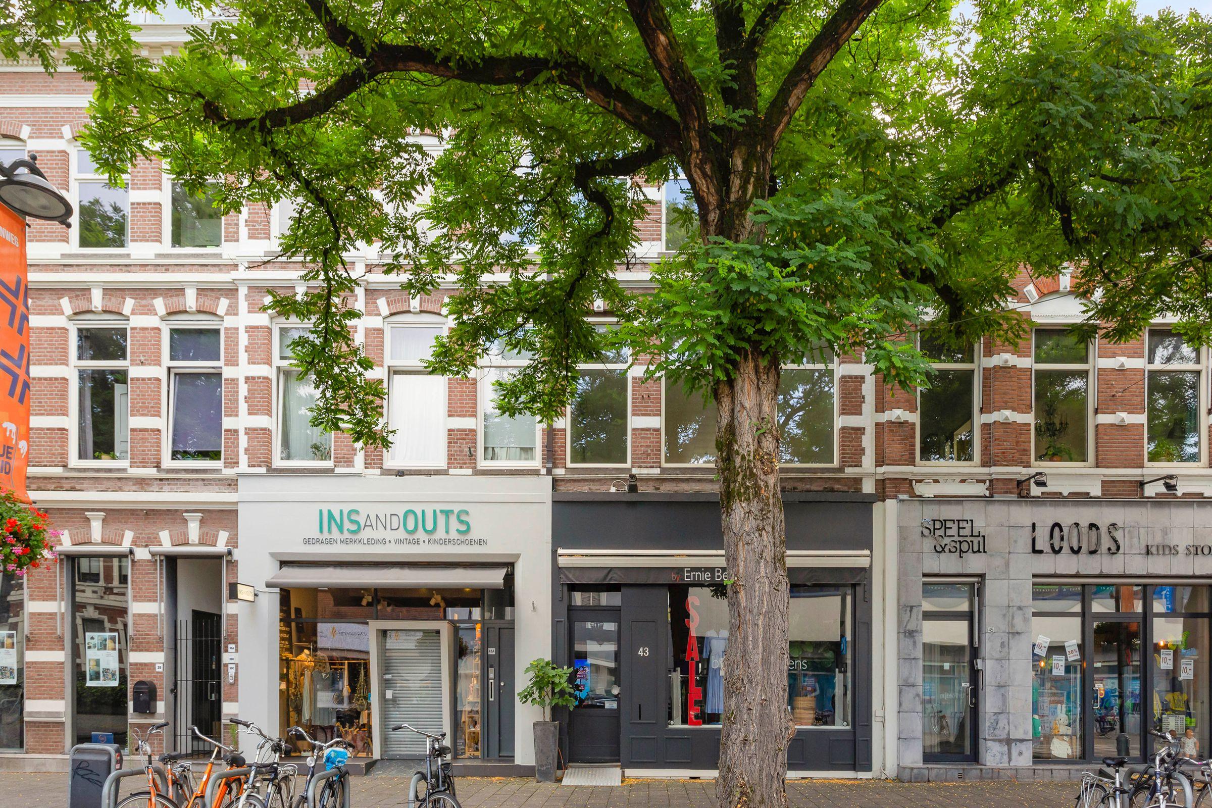 Ginnekenweg 43-a, Breda