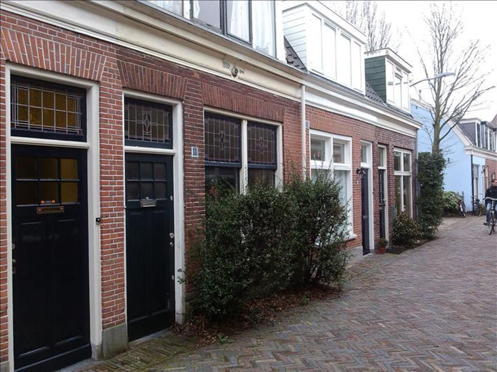 Nauwe Geldelozepad 11, Haarlem