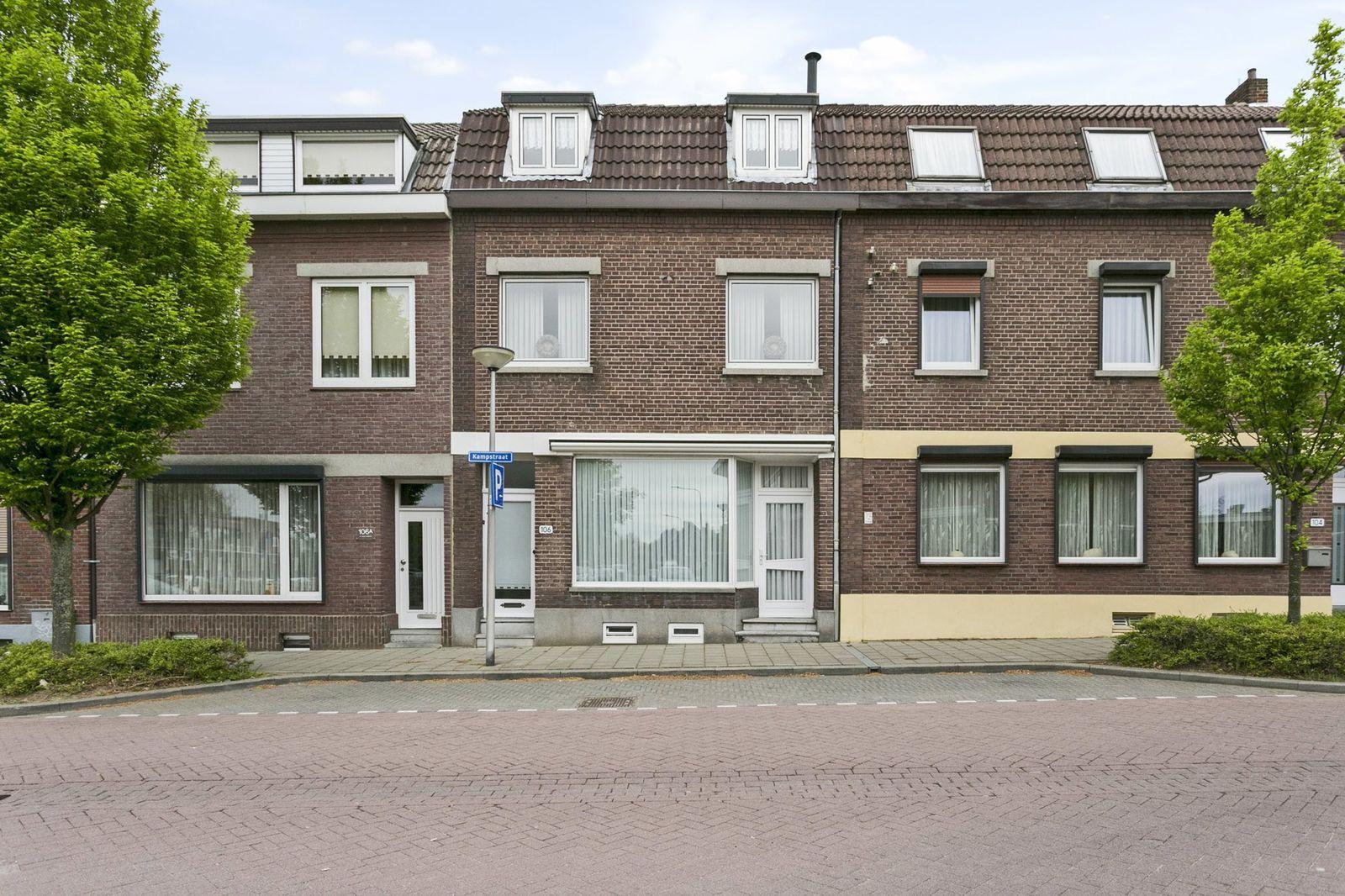 Kampstraat 106, Kerkrade