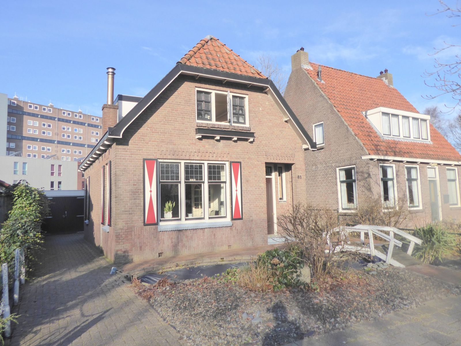 Lekkumerweg 81, Leeuwarden