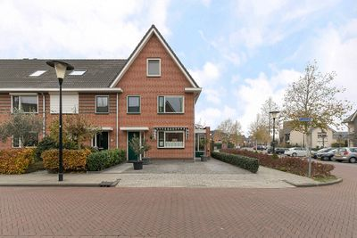 Rozenhout 1, Barendrecht