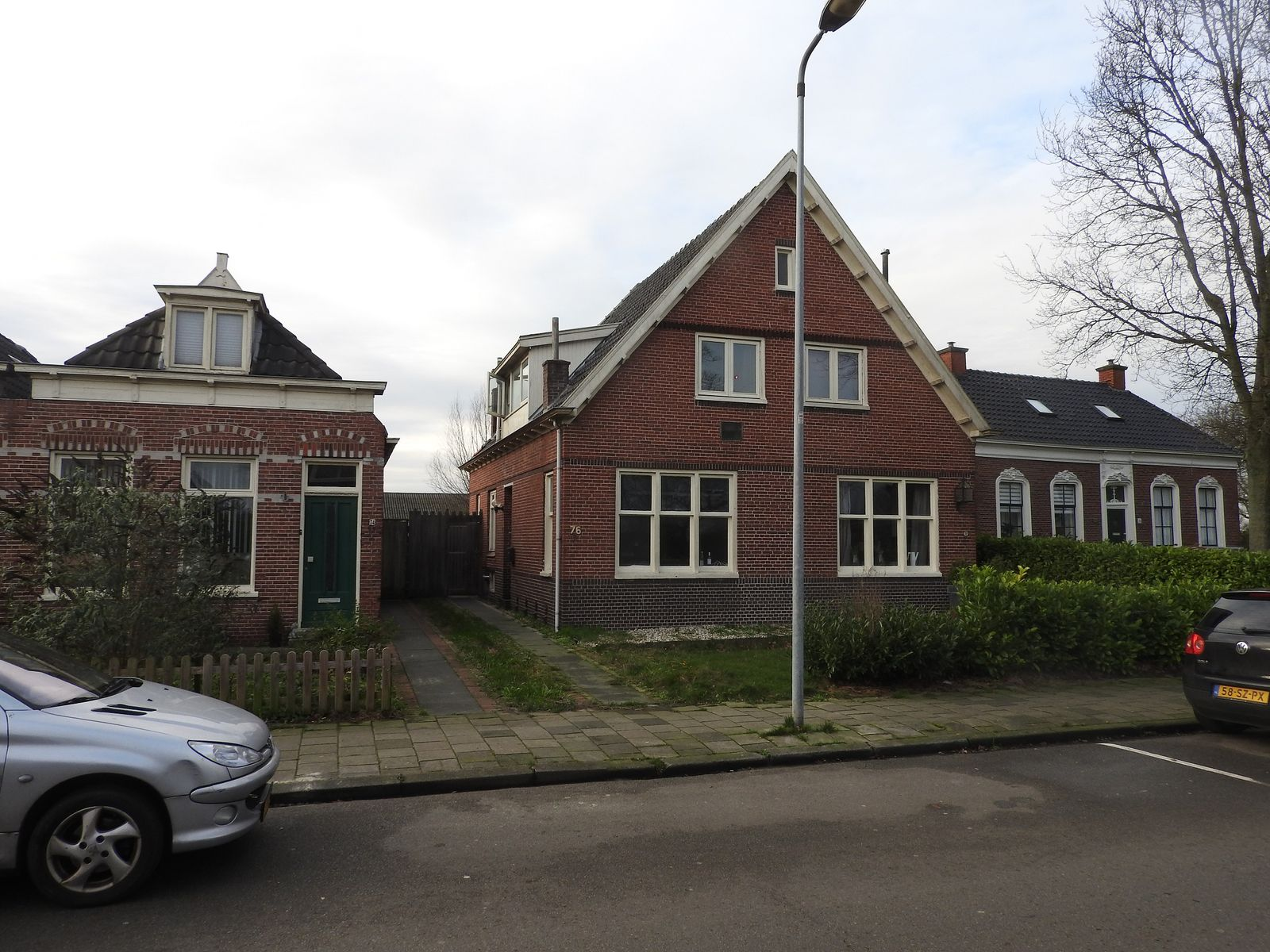 Kerkstraat, Groningen
