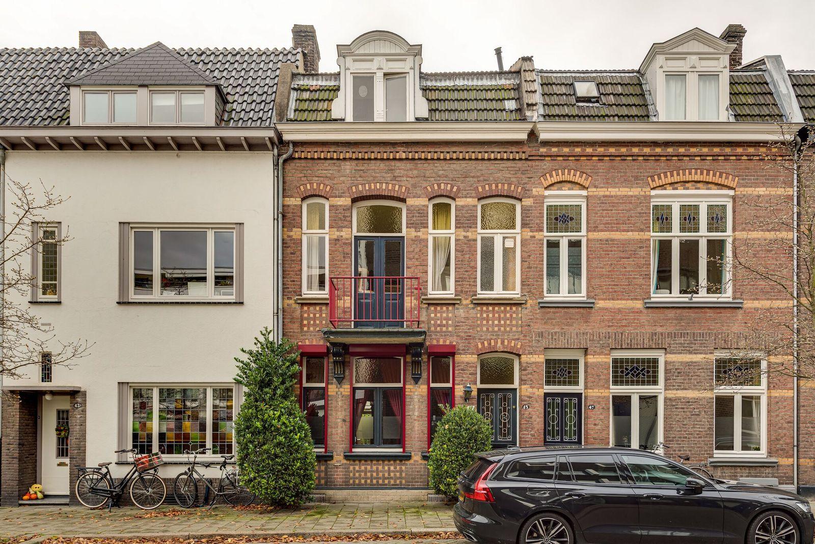 Glacisweg 45, Maastricht