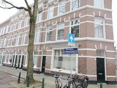 Cartesiusdwarsstraat, Den Haag