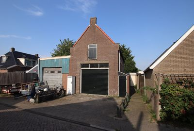 1e Hollandiastraat 30A, Bolsward