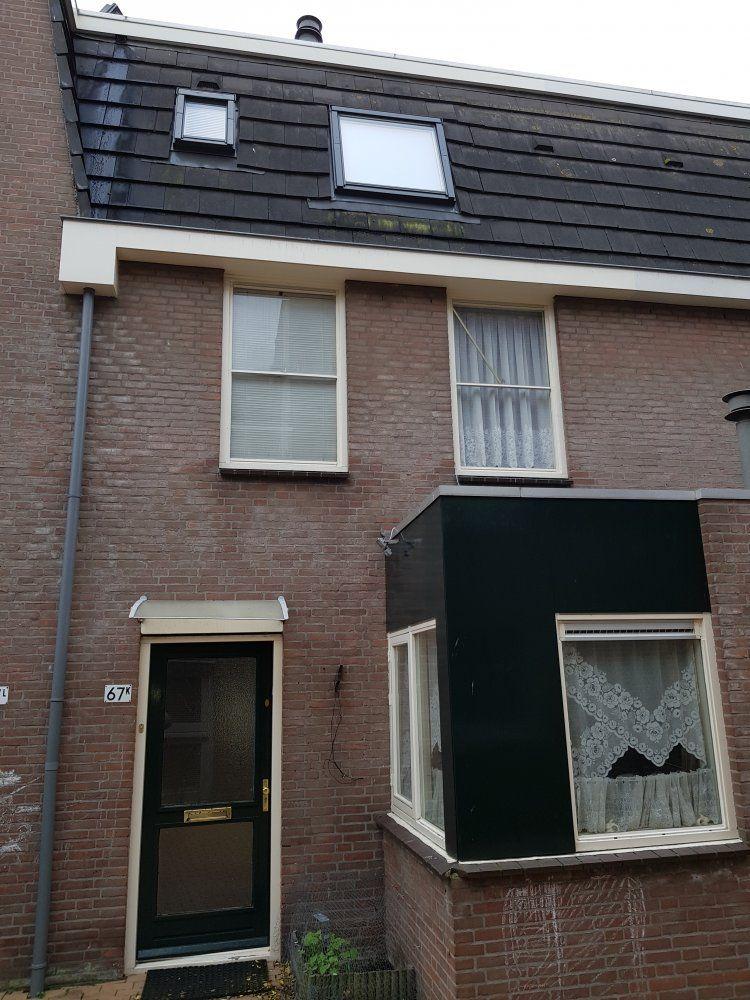 Hamerstraat 67-k, 's-Gravenhage