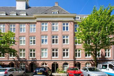 Van Bossestraat 26-III, Amsterdam