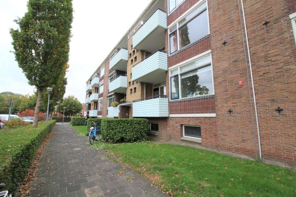 Jacob van Ruysdaelstraat, Groningen