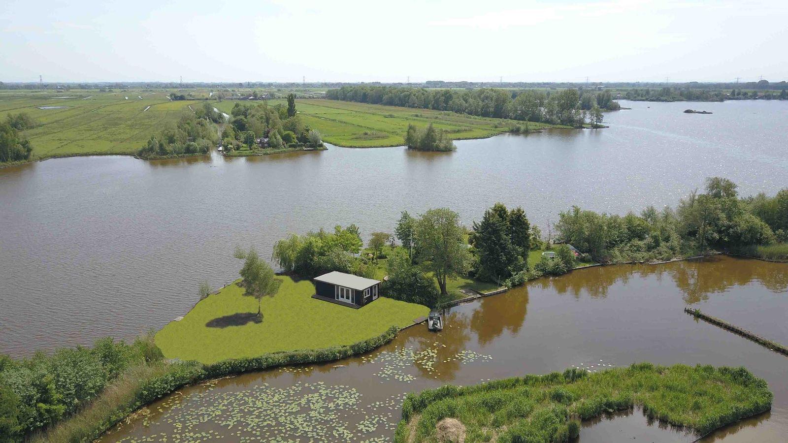 Landje tussen Kalverbroek en Nieuwenbroek 0-ong, Reeuwijk