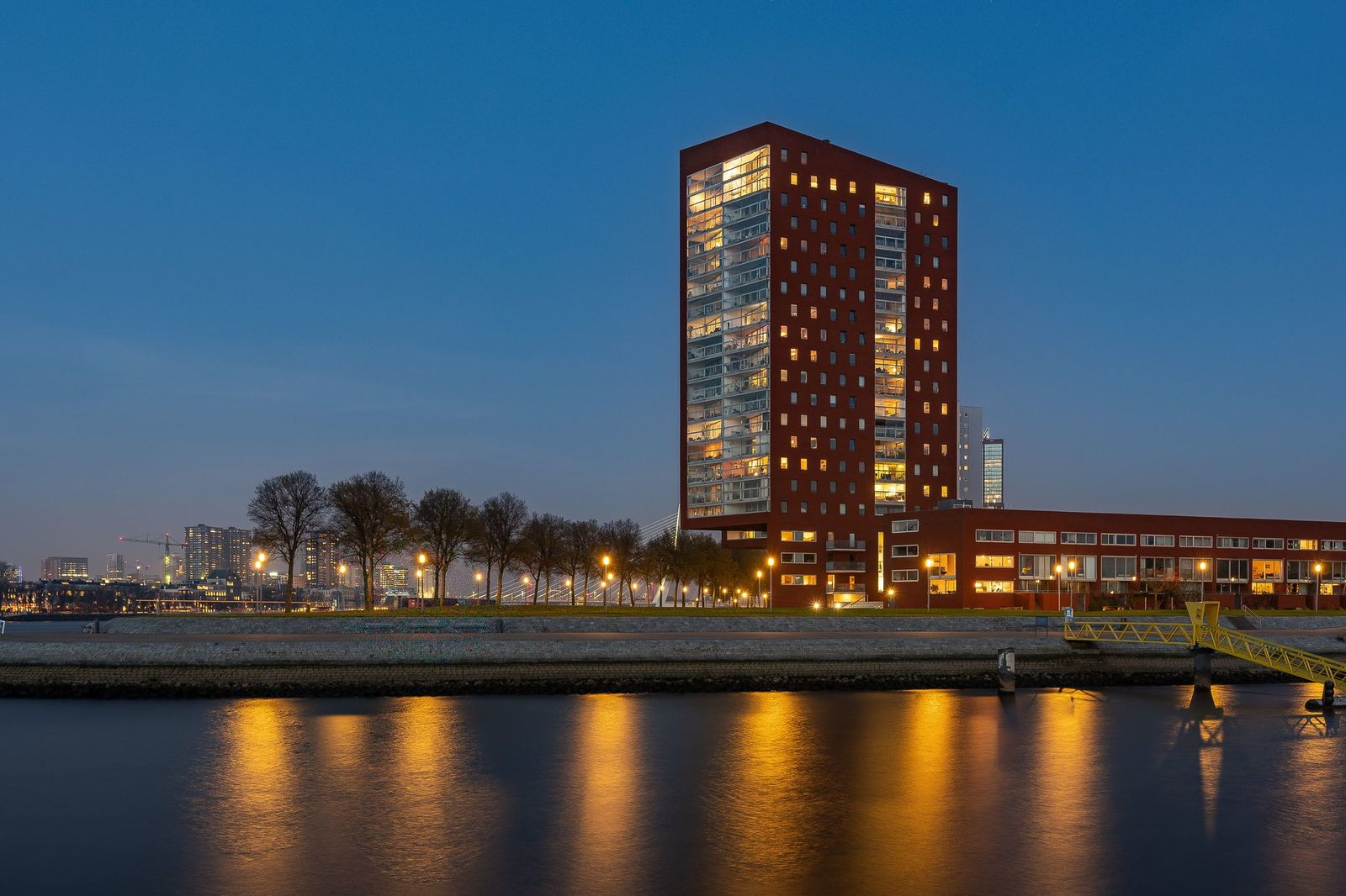 Kabelhof 57, Rotterdam