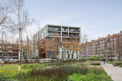 Willem Baerdesenstraat 62, Amsterdam